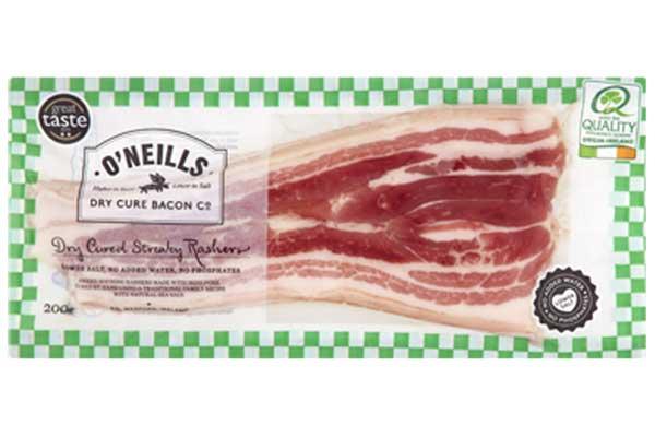 ONeills Streaky Bacon
