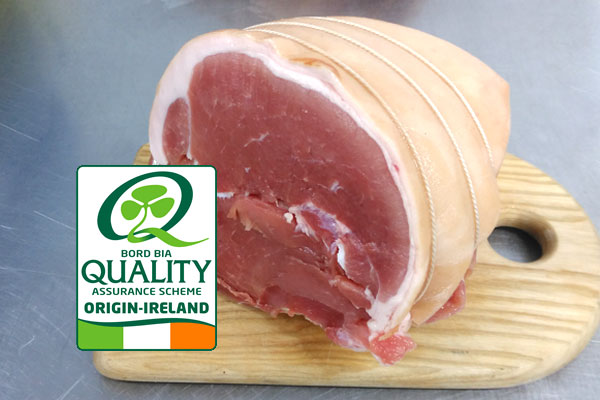 O'Neills 3kg Dry Cured Ham Fillet