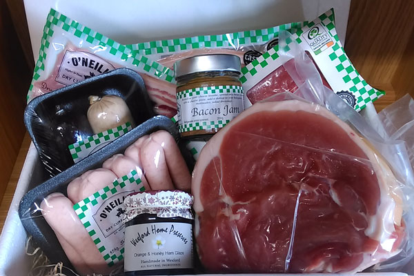 O'Neill Dry Cure Bacon Mount-Leinster Hamper