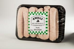 O'Neills Pork Sausages