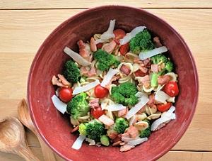 Pasta & Bacon Lardon Salad