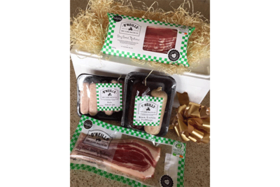 O'Neills Bacon Christmas Box