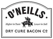 O'Neills Dry Cure Bacon Co. Logo