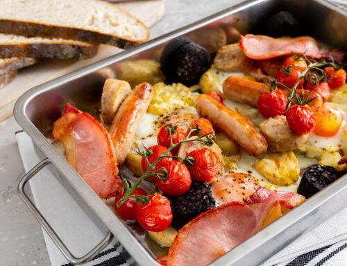 O'Neills Full Irish Breakfast Traybake