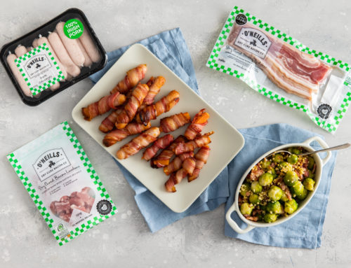 Christmas Sides with O'Neills Dry Cure Bacon Co.
